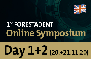 "FORESTADENT Online Symposium 2020 with the topic ""Digital"""