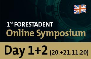"""FORESTADENT Online Symposium 2020 mit dem Thema """"Digital"""""""