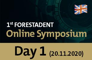 "FORESTADENT Online Symposium 2020 mit dem Thema ""Digital"" - Tag 1"